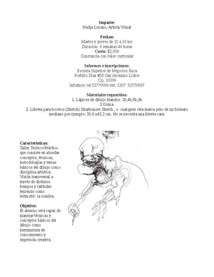 Nadja Lozano, Taller de Dibujo Ítaca_Page_2